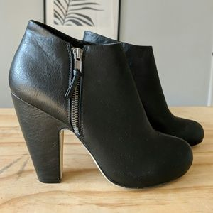 Madden Girl Heeled Ankle Booties